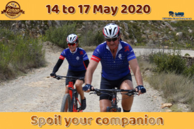 Karoo GravelGrinder 2020 May 14th