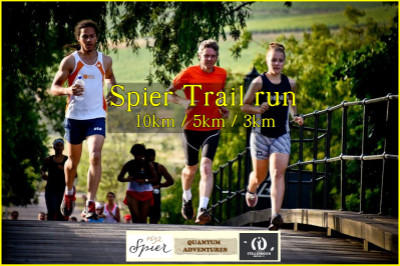 Spier trail run. Sundays