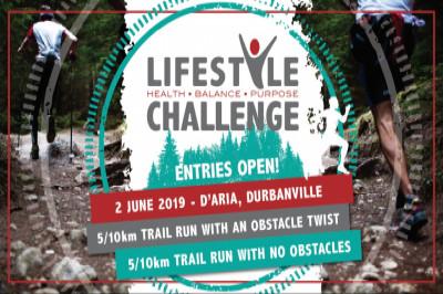 Lifestyle Challenge - 2 June D'Aria
