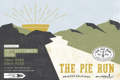 The Pie Run MTB Gravel Grinder, Greyton