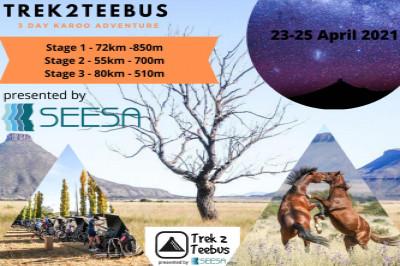 Trek2Teebus 2021 - 3day Karoo MTB Experience - Presented by SEESA