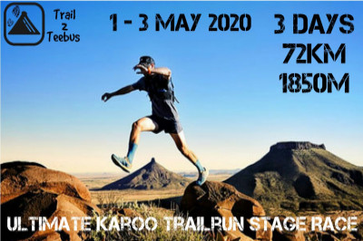 Trail2Teebus 2020 - 3day Karoo Trail Run - Presented by SEESA
