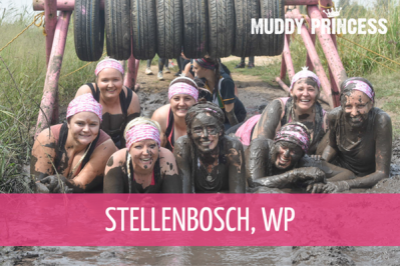Muddy Princess Stellenbosch, WP