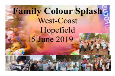 Colour Splash Family Run