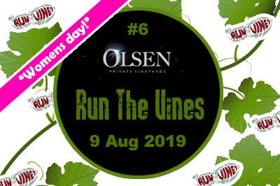 Run the Vines #6 Olsen