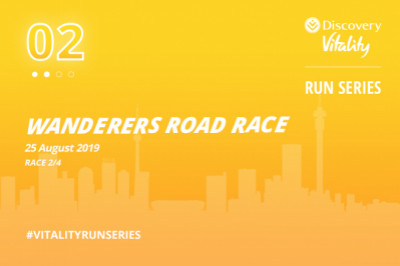 Wanderers Road Race with Discovery Vitality