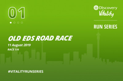 Old Eds Road Race with Discovery Vitality