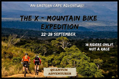 The X Mountain Bike Expedition
