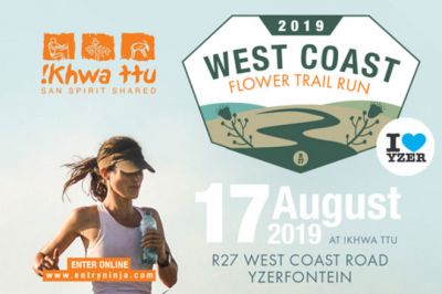 West Coast Flower Trail Run 2019