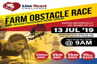 Farm Obstacle Race