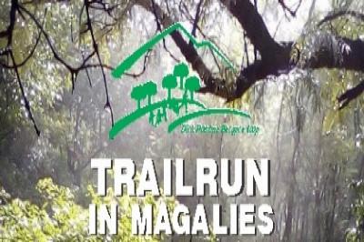 Bergpretloop/Trailrun in Magalies