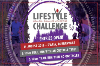 Lifestyle Challenge - 11 August D'Aria