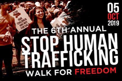 UCEC 6th Annual Stop Human Trafficking Awareness Fun Run and Family Day