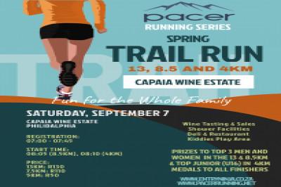 Capaia Spring Trail Run