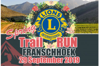 Lions Spring Trail Run