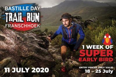 Bastille Day Trail Run 2020