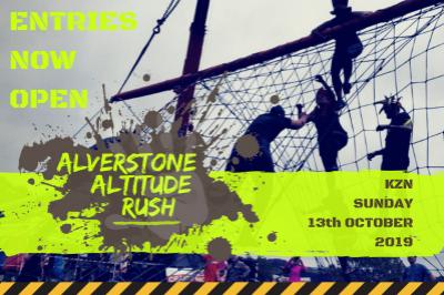 Alverstone Altitude Rush 2019