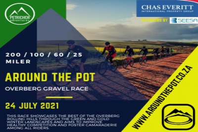 Chas Everitt Around The Pot 100Miler 2021 - Presented by SEESA