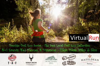 Prestige Trail Run Series #2 - Rosemary Edition