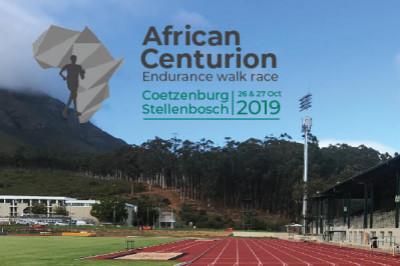 African Centurion Walk 2019