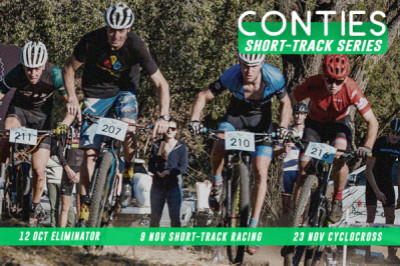 Conties Short-Track Series - Round 2 - Short-Track