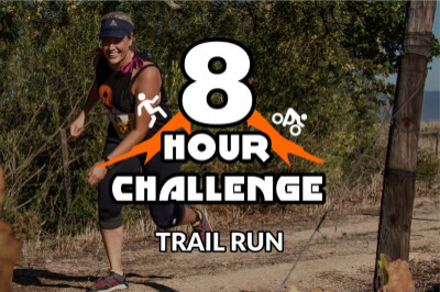 8 Hour Challenge 2020 - TRAIL RUN