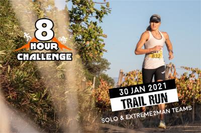 8 Hour Challenge 2021 - TRAIL RUN