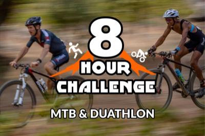 8 Hour Challenge 2020 - MTB & DUATHLON