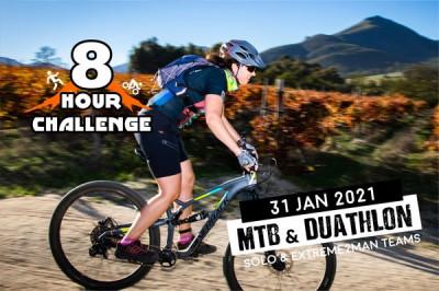 8 Hour Challenge 2021 - MTB & DUATHLON