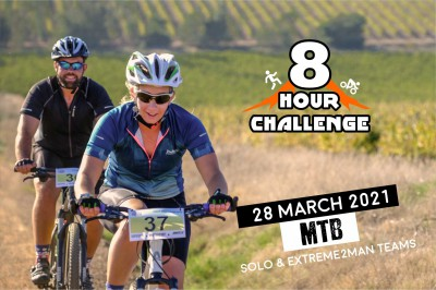 8 Hour Challenge 2021 - MTB