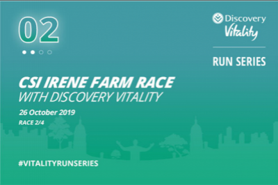 CSI Irene Farm Race with Discovery Vitality