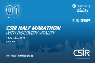 29th CSIR Half Marathon with Discovery Vitality