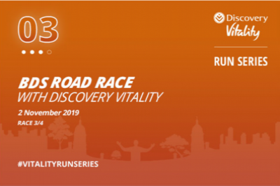BDS Road Race with Discovery Vitality