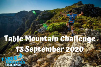 Table Mountain Challenge 2020