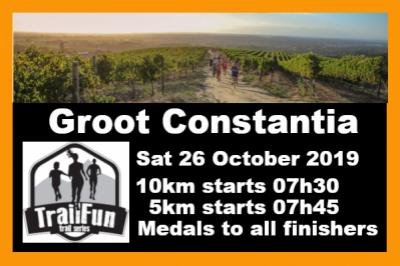 TrailFun : Groot Constantia