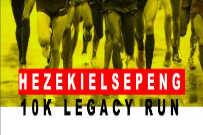 Hezekiel Sepeng 10k Legacy Run