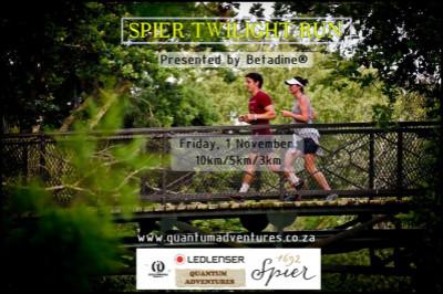 Spier Twilight Run #2 - Presented by LEDLENSER