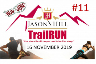 Run The Vines #11 Jason's Hill