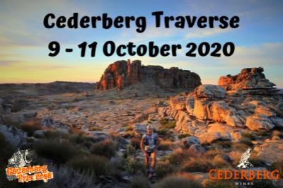 The Cederberg Traverse 2020