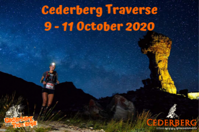 The Cederberg Run to Algeria & Night Marathon
