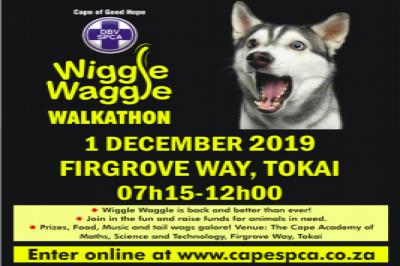 SPCA Wiggle Waggle Walkathon