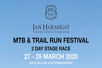 Jan Harmsgat MTB & Trail Run Festival - 2 Day Stage Race
