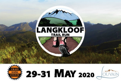Langkloof 3 Day Trail Run 2020