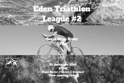 Eden Triathlon League Event #2