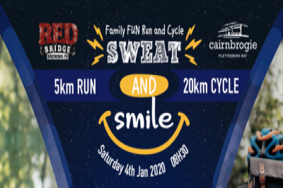 Family Fun run and Cycle Sweat and Smile