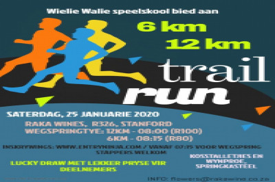 Raka Wielie Walie Trail Run