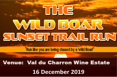 Wild Boar Sunset Trail Run