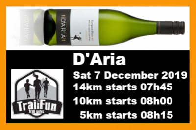 TrailFun Series : D'Aria Wine Estate