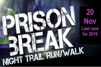 Prison Break Night Run & Walk #4