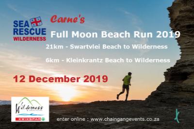Full Moon Beach Run 2019